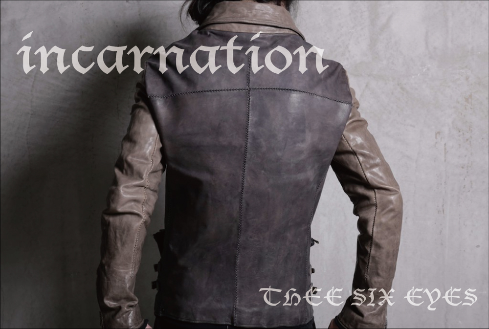 incarnation / 特別な一枚を創造し提案する唯一無二の世界_THEE SIX EYES