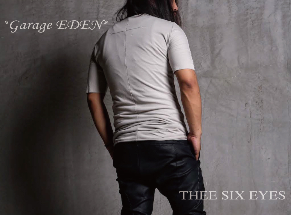 Ebisu Styling / シンプルな組み合わせで彩るGarage EDENのスタイル_THEE SIX EYES