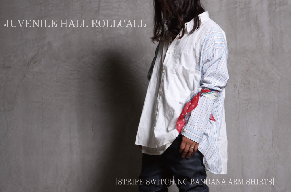 JUVENILE HALL ROLLCALL / 独特な感性と視点で構築された1枚